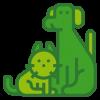 Césped artificial para mascotas